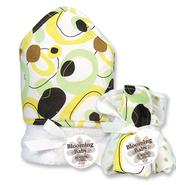 Trend-Lab Giggles Dot Hooded Towel and Wash Cloth Set at Sears.com