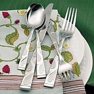 Oneida Tuscany 20pc Flatware Set at Kmart.com