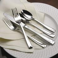 Oneida Linden 45pc Flatware Set at Sears.com
