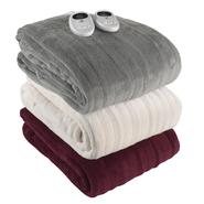 Supersoft Automatic Raschel Blanket at Kmart.com