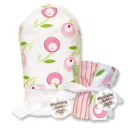 Trend-Lab Tulip Hooded Towel and Wash Cloth Set at Sears.com