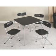Essential Home 5-piece Card Table and Chairs at Kmart.com