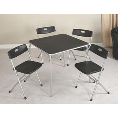 Essential Home  5-piece Card Table and