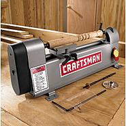 Craftsman Mini Lathe with Bonus 3 pc. Mini Turning Set at Craftsman.com