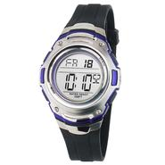 Armitron Mens Digital Sport Watch w/Black Resin Strap and Day/Date Chronograph at Sears.com