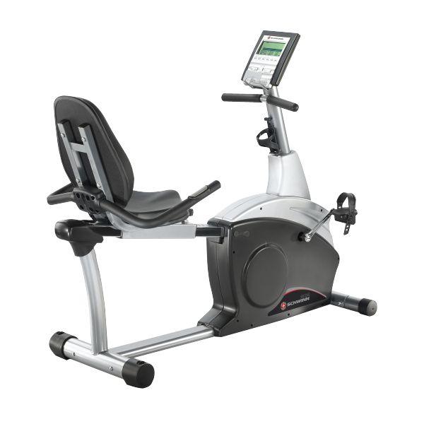 Schwinn 202 Recumbent Exercise Cycle