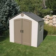 Lifetime 6406 Shed with Window (8 ft. x 5 ft.) at Kmart.com