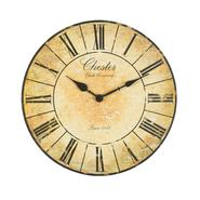 Infinity Instruments Antiqued Chester Wall Clock at Sears.com