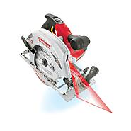 "Craftsman Professional 15 amp Corded 7-1/4"" Circular Saw with Laser Trac® and Dual Bulb Worklight at Craftsman.com"