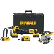 DeWalt DCX6401 4-piece 36-volt Cordless Heavy-Duty Combo Kit at Sears.com