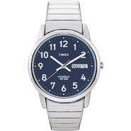 Timex Mens Quartz Analog with Blue Dial at Kmart.com