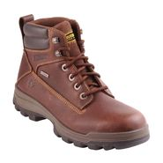 "Wolverine Men's 6"" Waterproof Soft Toe Work Boot - Brown at Sears.com"