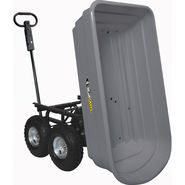 Gorilla Carts Garden Dump Cart at Sears.com