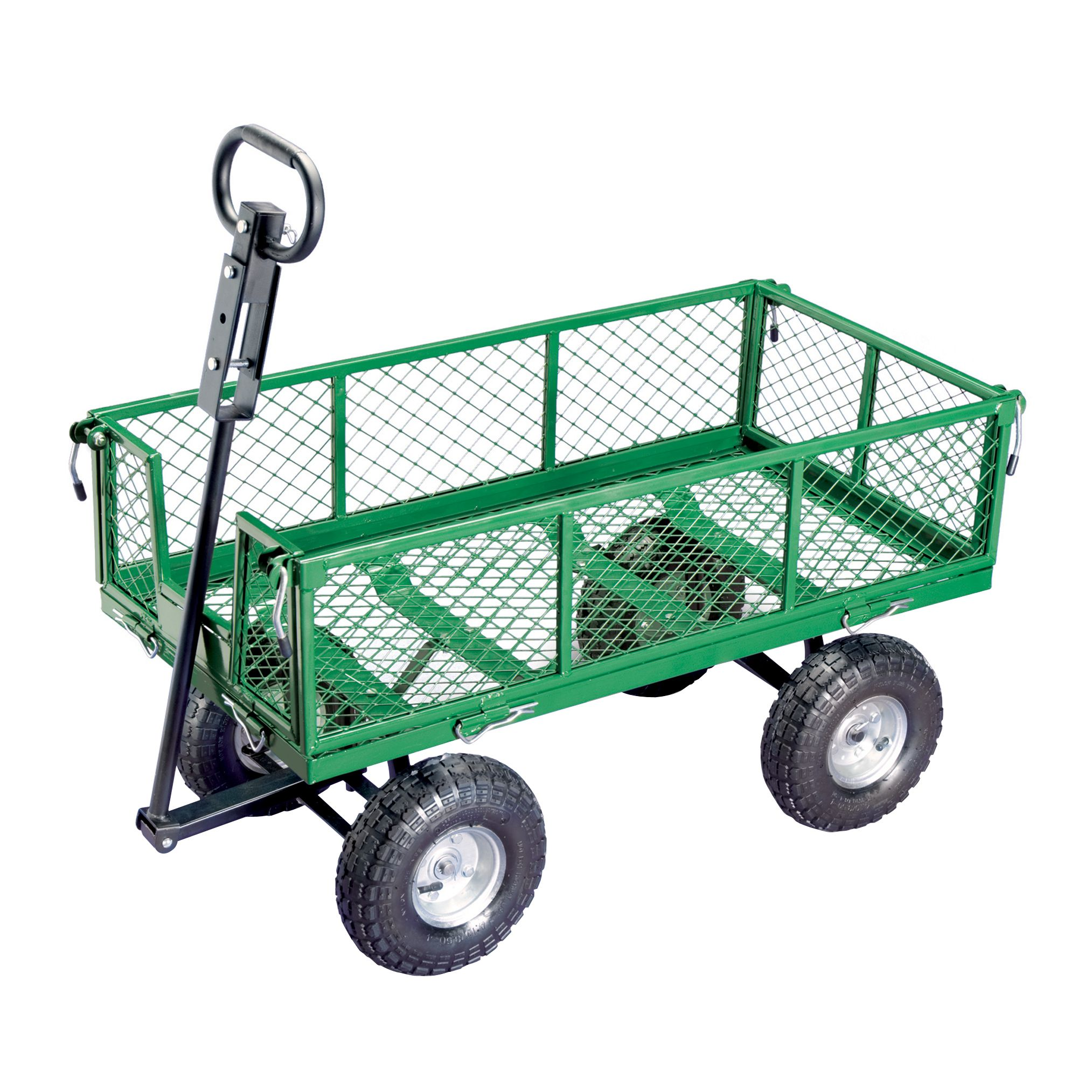 Wheelbarrows & Garden Carts