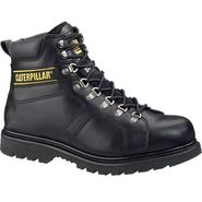 Cat Footwear Men's Silverton 6 inch Steel Toe Work Boot - Black at Sears.com