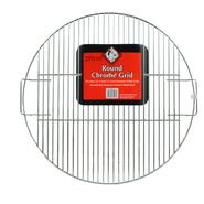 BBQ PRO ROUND CHROME GRID at Kmart.com