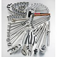 ¡REBAJAS! Craftsman - 77 piezas. Heavy-Duty Mechanics Tool Set at Sears.com