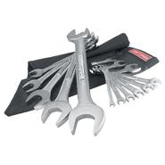 Craftsman 14 pc. Metric Open End Wrench Set in 900-denier Polyester Roll Pouch at Craftsman.com