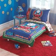 Thomas the Tank Engine Toddler Bedding Set at Sears.com