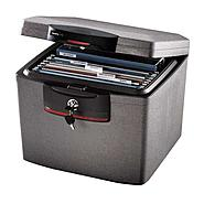 Sentry Fire-Safe® Waterproof Security File at Sears.com