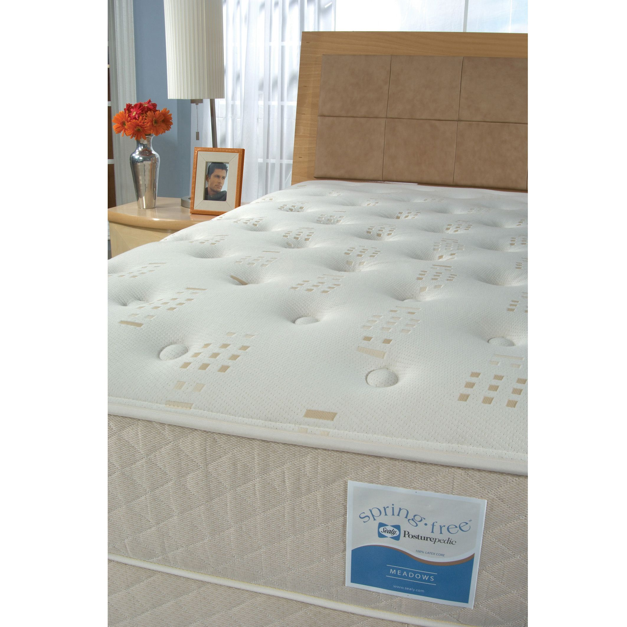 Sealy Posturepedic Bristow LE Ultra Plush King Box Spring