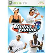 Sega Xbox 360 Virtua Tennis 3 Video Game at Sears.com