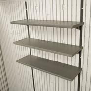 Lifetime Shelving Kit for Lifetime 8 ft. Outdoor Storage Sheds - 3 Pack at Kmart.com