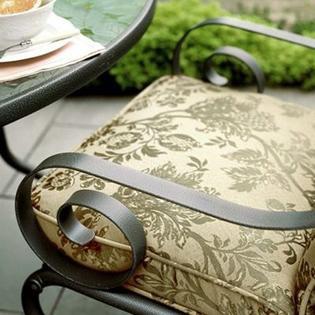 Martha Stewart Everyday Garden Victoria Chair Cushion. Martha Stewart Outdoor Couch Cushions. Home Design Ideas