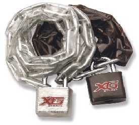 X Games BMX Bike Chain Lock                                                                                                      at mygofer.com