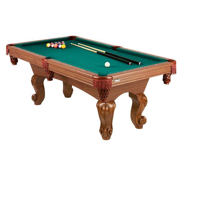 Mizerak PSF Livingston Ft Billiard Table Sears Outlet - Mizerak outdoor pool table