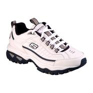 Skechers Men's Afterburn Athletic Shoe - White at Sears.com
