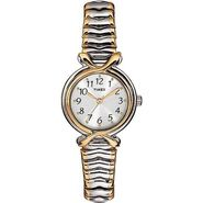 Timex Ladies Fashion Watch With White Dial at Kmart.com