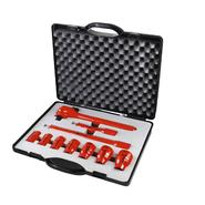 Knipex 10 Piece insulated tool kit - 1,000V at Sears.com