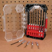 Craftsman 14 pc. Black Oxide Drill Bit Set at Craftsman.com