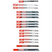 Craftsman 16 pc. Jigsaw Blade Set, U-Shank at Craftsman.com