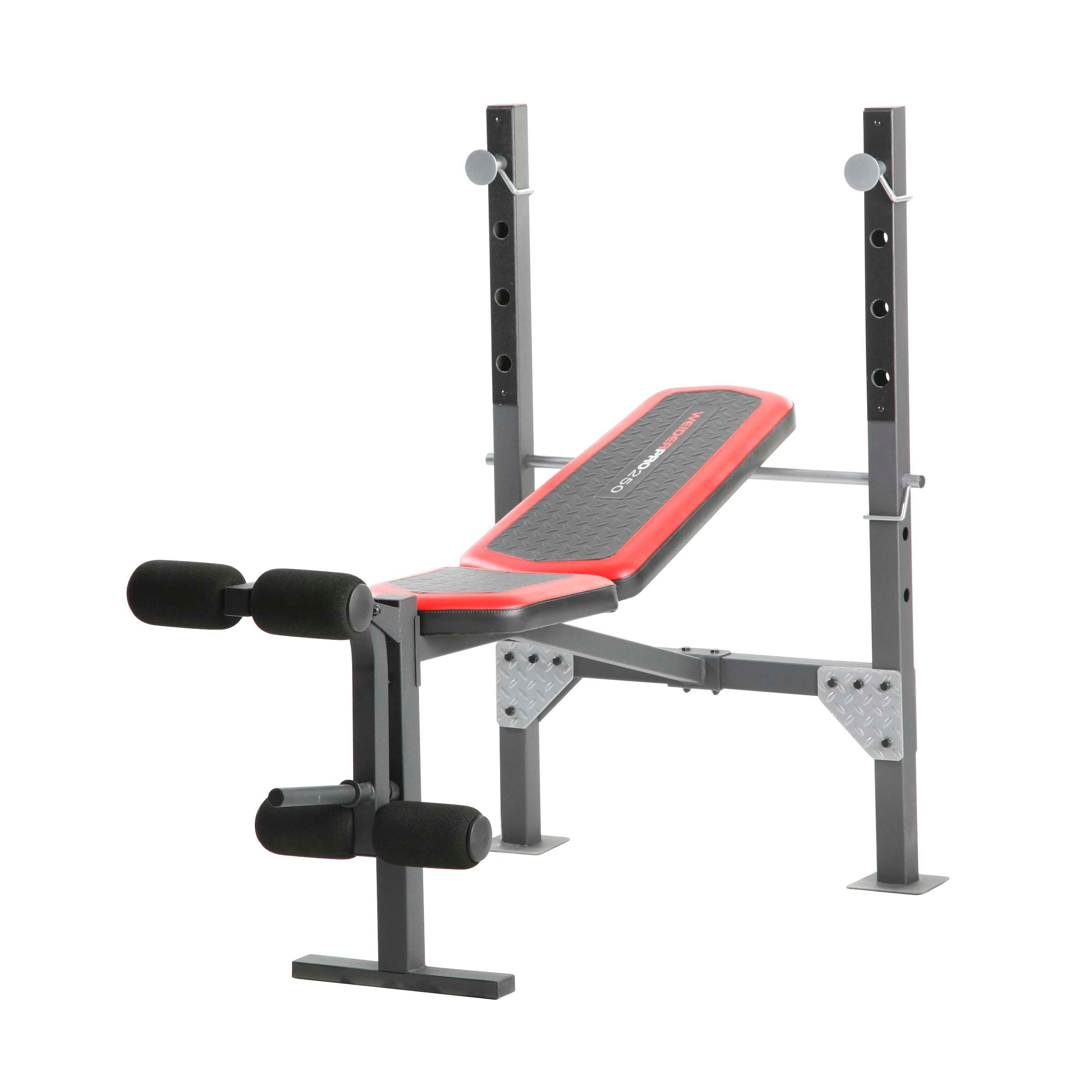 Weider 15707 Pro 250 Bench Sears Outlet
