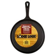 Lodge Manufacturing Lodge Logic Griddle, Round, 10-1/2 Inch, 1 griddle at Sears.com