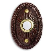 Heath Zenith Recessed Mount Push Button - Venetian Bronze at Kmart.com