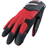 Craftsman Red Mechanics Gloves, Large at Sears.com