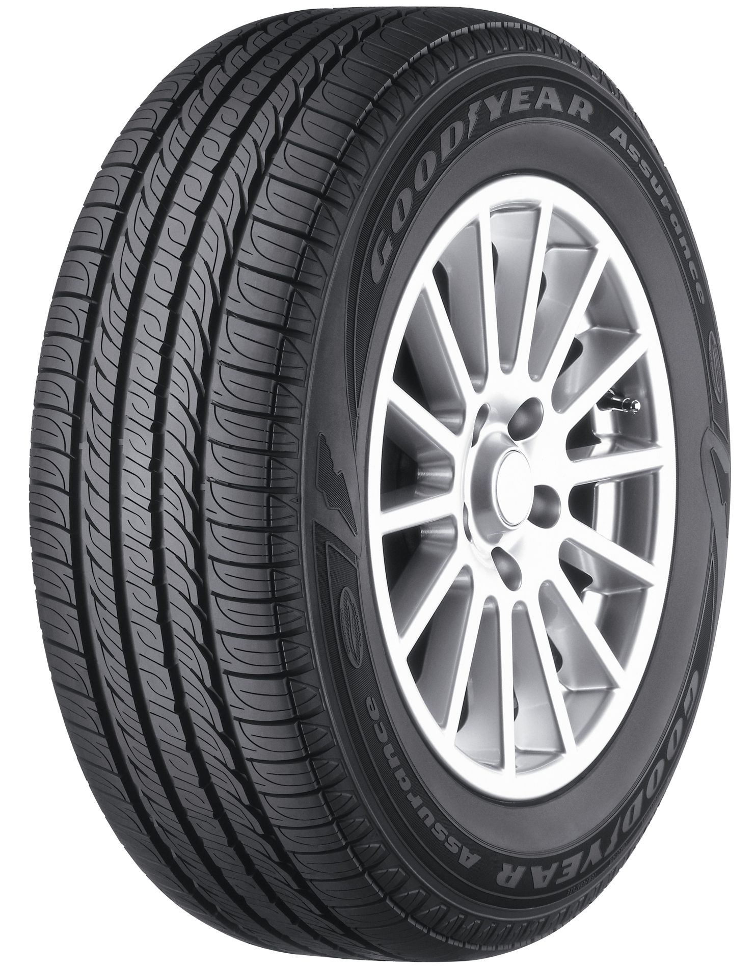 Goodyear Assurance Comfortred P225 60r18 99h All Season Tire