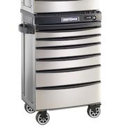 Craftsman AXS 27 in. 6-Drawer Roll-Away - Titanium at Craftsman.com