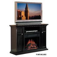 "Chimney Free Sunset 23"" Espresso Media Unit at Kmart.com"