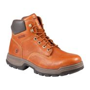 "Wolverine Men's 6"" Steel Toe Work Boot W08308 - Brown at Sears.com"