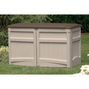 Suncast Garden Shed Horizontal Bronze Lid 4 Ft. x 2-1/2 Ft. at Sears.com