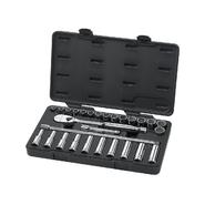 GearWrench 28 pc. 6 and 12 Pt. Metric 1/2 in. Dr. Socket Set at Sears.com