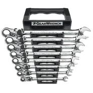 GearWrench 8 Pc. XL Locking Flex Combination Ratcheting Wrench Set SAE at Sears.com