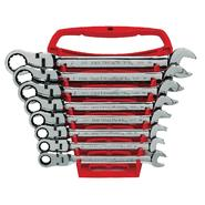 GearWrench 8 Pc Flex Combination Ratcheting Wrench Set Inch at Kmart.com