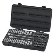 "GearWrench 57 Pc. SAE/Metric 12 Pt. Socket Set 3/8"" Drive at Sears.com"