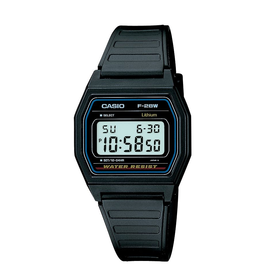 Casio  Mens Classic Digital Watch with