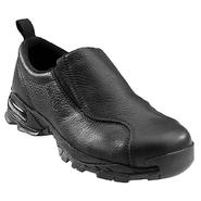 Nautilus Safety Footwear Men's Work Shoes Steel Toe Moccasin Black 1630 Wide Avail at Sears.com